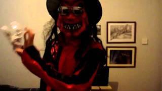 zombie thriller dance