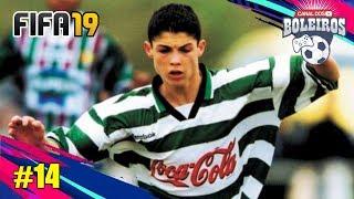 CONTRATAMOS O NOVO CRISTIANO RONALDO!!?? MODO CARREIRA #14 | FIFA 19