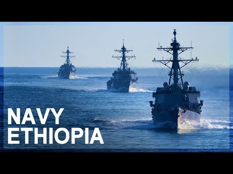 Landlocked Ethiopia wants a navy