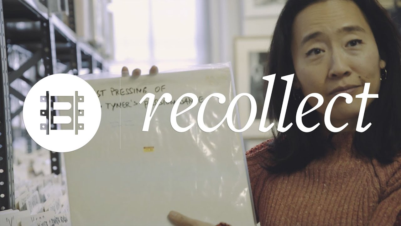 RECOLLECT featuring HELEN SUNG