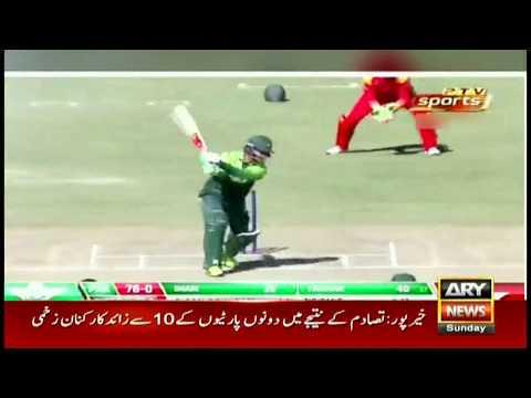 Fakhar Zaman sets new record of fastest 1000 ODI runs