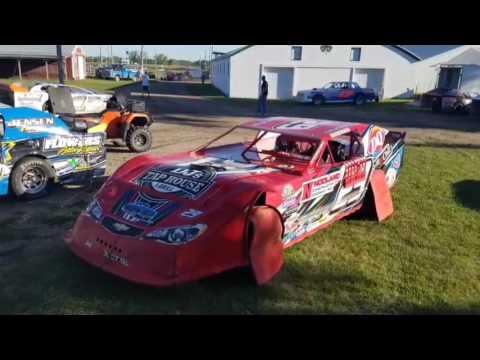 Jeff Crouse Racing.   Fiesta City Speedway.  7/14/17.  Super Stock