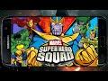 M4VN TUTORIAIS : Como Baixar Marvel Super Hero Squad Para Android