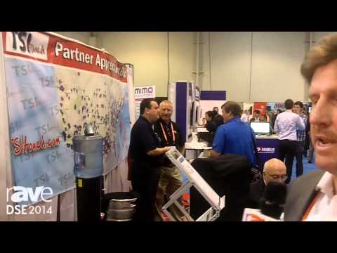 DSE 2014: Delphi Display Systems Showcases Its New Pump Top Video Display Product and Software