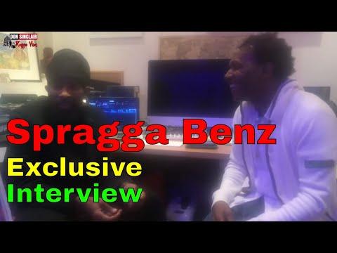 Spragga Benz Exclusive  2017