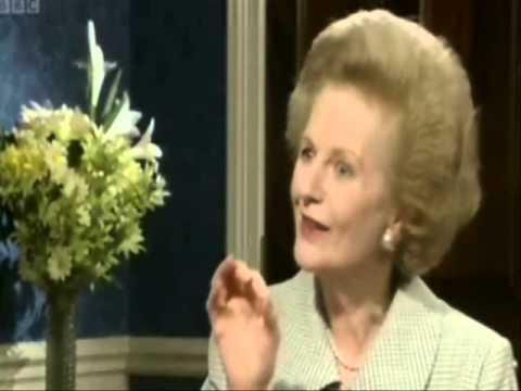 Thatcher Talks to David Frost 1995