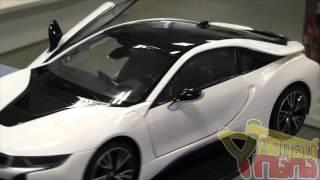 Обзор машины Rastar BMW i8 1:14 (дистанционно открываются двери)(https://ypapa.ru/71000.html Светятся фары, двери открываются с пульта управления. Купить Rastar BMW i8 1:14 и узнать дополнител..., 2015-09-29T23:31:12.000Z)