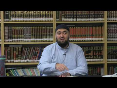 Four Imams and their Biographies (Part 3- Imam Malik ibn Anas) taught by Sh Navaid Aziz