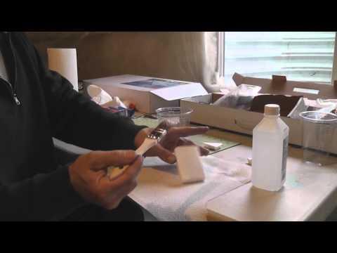 Glassing Foam
