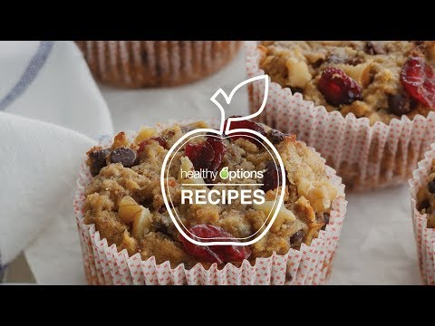 Gluten-Free Flaxseed Banana Muffins