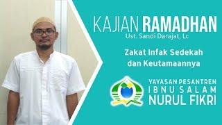 KURMA | Kajian Ramadhan (Ust. Sandi Darajat, Lc) - Zakat Infak Sedekah dan Keutamaannya