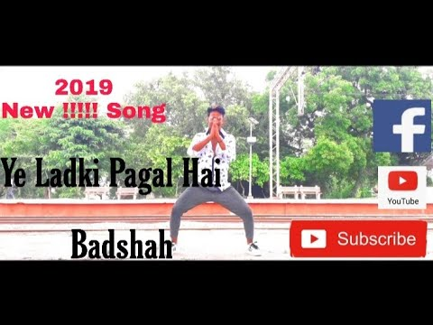 (ht  Ye Ladki Pagal Hai Badshah ) Dance Video Crowgraphy  ,,, Roni Dancer,,, New Songs,,Subscribe