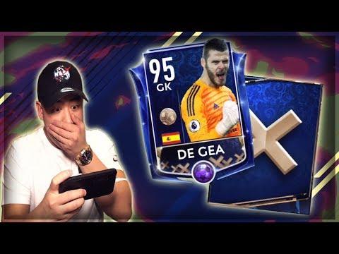 FIFA Mobile 19 TOTY BUNDLE OPENING!! TOTY DEFENDER PLAYERS 95 OVR DE GEA!!