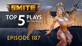 SMITE - Top 5 Plays #187