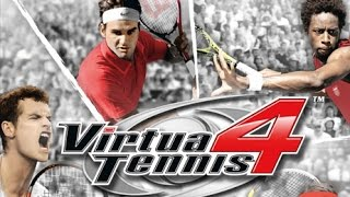 VideoTest Virtua Tennis 4 (PS3)