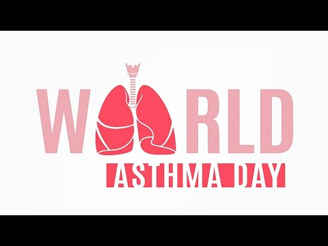 Themes of world Asthma Day 2010-2018