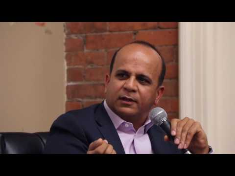 Startup Grind New Haven hosts Tariq Farid, Founder/CEO: Edible Arrangements
