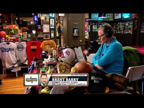 Brent Barry on the Dan Patrick Show (Full Interview) 5/7/15