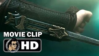 ASSASSIN'S CREED Movie Clip - Enter The Animus (2016) Michael Fassbender Sci-Fi Action Movie HD