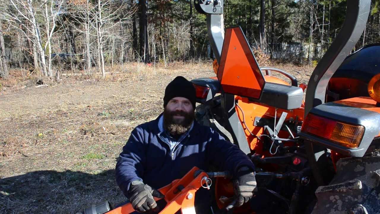 Top Link Tractor Turnbuckle : Tractor top link pin repair youtube