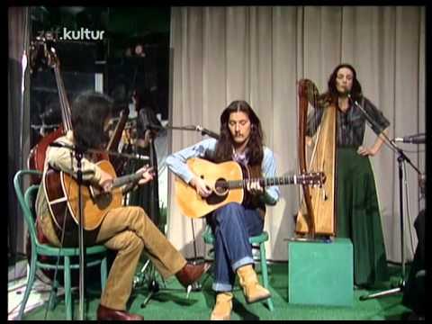 Clannad - various songs 1978 (Live on TV) Mo Mháire, dTigeas A Damhsa, Siúil A Rún