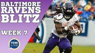 Ravens vs Saints Preview Week 7 | Ravens defense faces new challenge | Baltimore Ravens Blitz