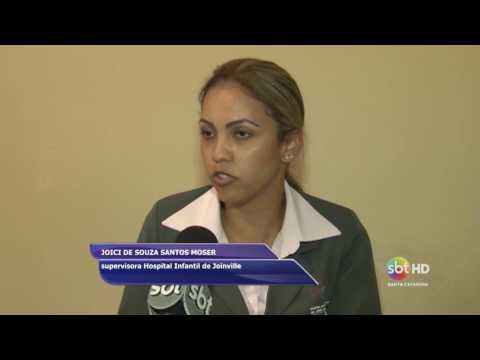 Hospital infantil de Joinville retoma atendimento