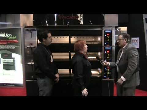 Picard Rotating Deck Ovens, NAFEM 2011