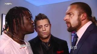 WWE Трипл оштрафовал Миза и Р-Труфа на $250 000 (545TV)
