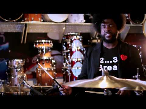 "Questlove ""Mind Dividing"""