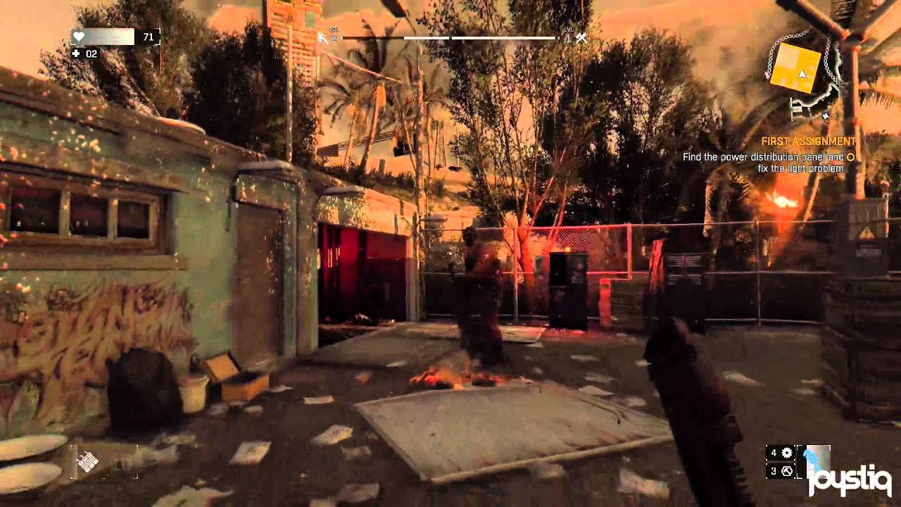 Dying Light Techland S New Open Zombie World