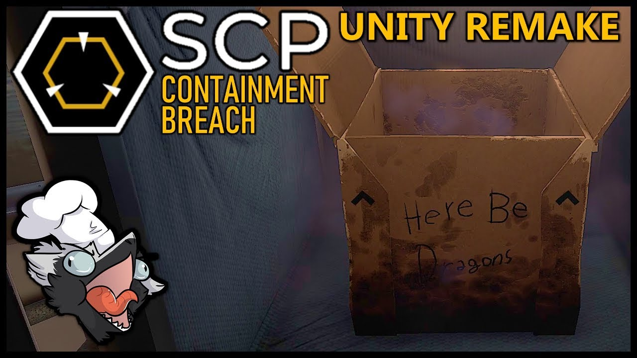 SCP-1762?! HERE BE DRAGONS! | SCP: Containment Breach Unity Remake - [Part  5]
