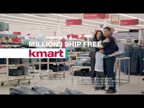 Ship My Pants - Kmart Commercial