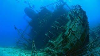 wrecks red sea -  дайвинг, затонувшие корабли.