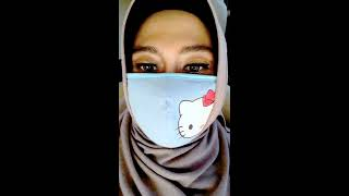 My hijab of the day, Tired Face.