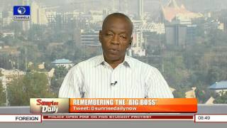 Stephen Keshi: Remembering The ''Big Boss''