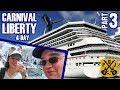 Carnival Liberty 2018 4-Day - Part 3: Nassau Shopping, Balmoral Island Beach Access - ParoDeeJay