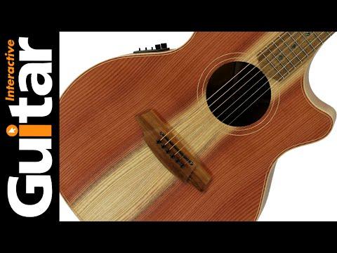 Cole Clark AN2EC Acoustic | Review | Guitar Interactive Magazine