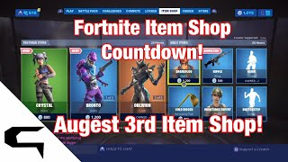Gifting Skins!! FORTNITE ITEM SHOP COUNTDOWN August 3rd item shop Fortnite battle royale
