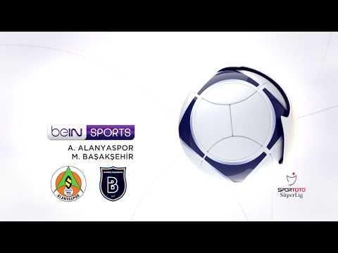 A. Alanyaspor 4 - 1 M. Başakşehir #Özet