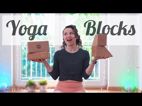 Best Yoga Blocks and How to Use them! Mali blocks review!