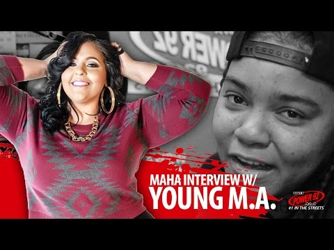 Young MA Talks New EP, Where