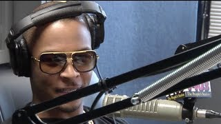 T.I. Talks New