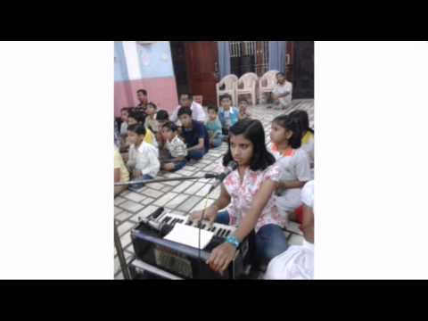 Aruna Ramana...bhajan sung by Vasundhara Sharma