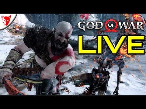 God of War Stream! **Mature Content**