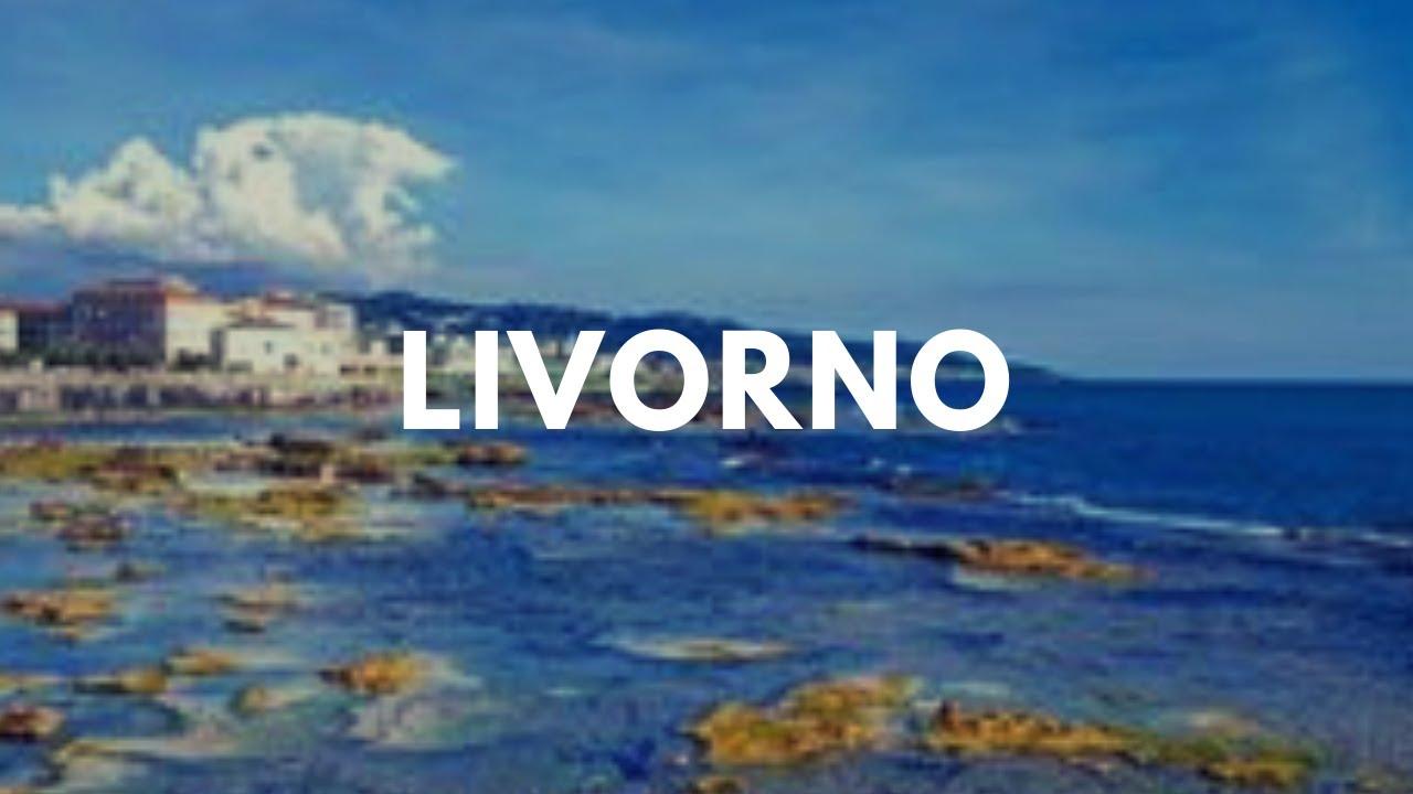 Livorno | Terrazza Mascagni | Toscana | 4K - YouTube