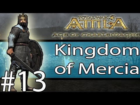 Total War: ATTILA - Age Of Charlemagne - Kingdom of England #13
