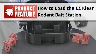 How to Load the EZ Klean Rodent Bait Station