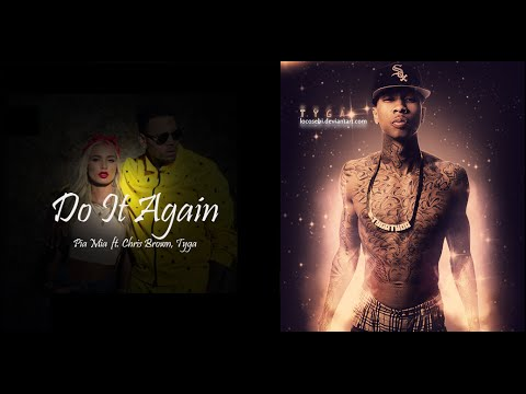 Pia Mia  - Do It Again ft  Chris Brown, Tyga [1  HOUR LOOP]