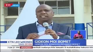 Gideon Moi aongoza mchango Bomet